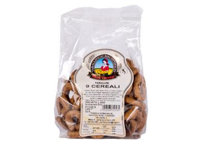 Tarallini 9 cereali
