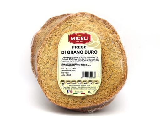 FRESE DI GRANO DURO