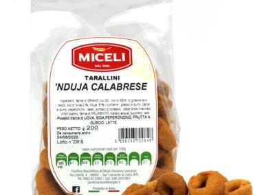 TARALLINI 'NDUJA CALABRESE